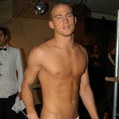 Channing Tatum e1297148248305 Channing Tatum revine la origini. A primit un rol de stripper