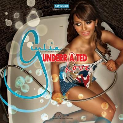 Giulia Underrated Love 768x768 400x400 Giulia   Underrated love (Single nou)