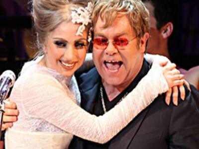"Elton John si Lady Gaga canta din nou impreuna, in ""Gnomeo si Julieta"""