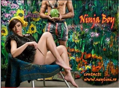 Neylini - Ninja Boy (Single nou) www.vedetepenet.ro