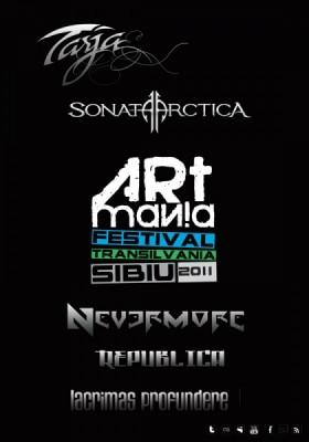 AFgenAd 280x400 ARTmania Festival 2011