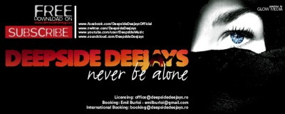 Deepside Deejays Never Be Alone Single nou www.vedetepenet.ro  400x160 Deepside Deejays   Never Be Alone (Single nou)