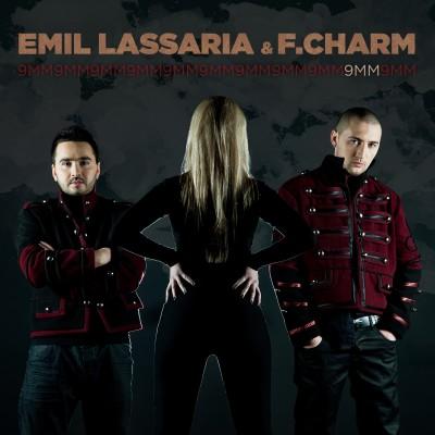 Emil Lassaria F.Charm 9mm cover www.vedetepenet.ro  400x400 Videoclip: Emil Lassaria & F.Charm   9MM