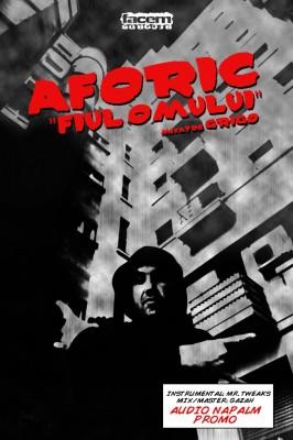 Piesă nouă: Aforic - Audio Napalm www.vedetepenet.ro