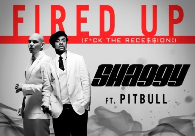 Shaggy Pitbull Home 400x280 Piesă nouă:Pitbull & Shaggy   Fired Up (Fuck The Recession)