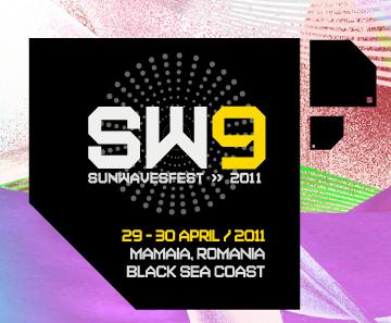 Festivalul Sunwaves 9 la Mamaia www.vedetepenet.ro