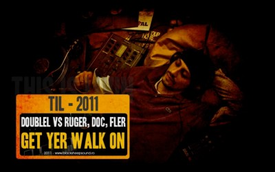 Untitledvfgf 400x250 Piesă nouă:Double L vs. Ruger, DOC & Fler – Get Yer Walk On