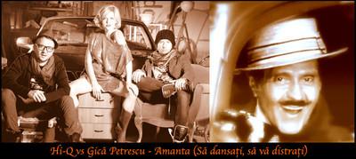 Hi-Q vs Gica Petrescu - Amanta (Single nou) www.vedetepenet.ro