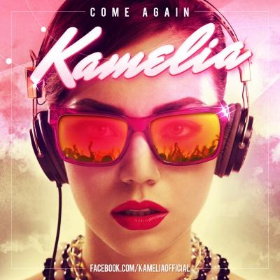 kamelia come again cd cover www.vedetepenet.ro  400x400 Kamelia   Come Again (Single nou)