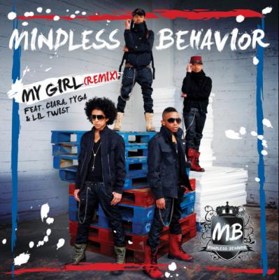 mindless behavior my girl remix 399x400 Videoclip: Mindless Behaviour ft Ciara – My Girl (Remix)