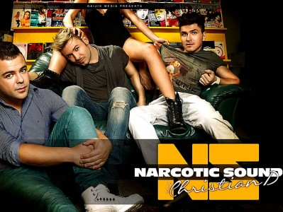 "narcotic sound christian d www.vedetepenet.ro  399x300 Videoclip: Narcotic Sound şi Christian D.   ""Danca Bonito"""