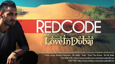 RedCode - Love in Dubai (Single nou) www.vedetepenet.ro