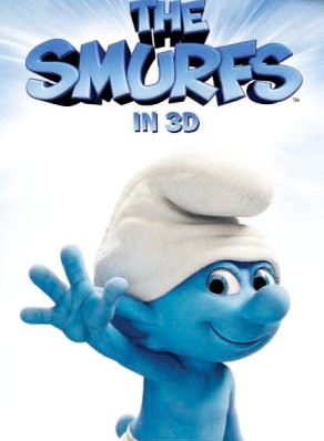 the smurfs Trailer: Comedia The Smurfs