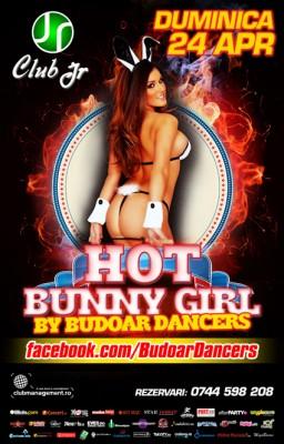 Hot Bunny Girl by Budoar Dancers @ JR, Nehoiu www.vedetepenet.ro