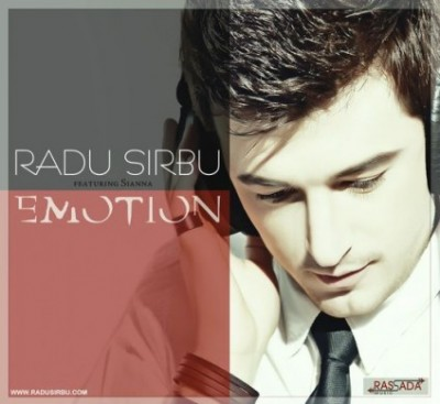 RADU SIRBU EMOTION www.vedetepenet.ro  400x367 Single nou: Radu Sîrbu   Emotion (feat. Sianna)