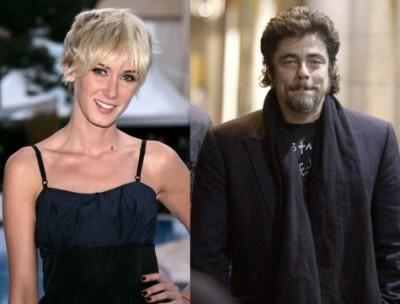 Stewart Toro 400x304 Fiica lui Rod Stewart este însărcinată cu Benicio del Toro