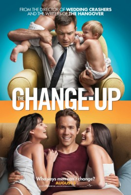 The Change Up 269x400 Ryan Reynolds şi Justin Bateman în The Change Up (trailer)