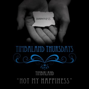 Piesă nouă: Timbaland – Not My Happiness www.vedetepenet.ro