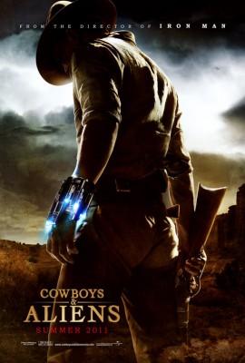 cowboys aliens 270x400 Trailer: Confruntarea între Cowboys & Aliens