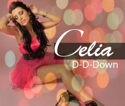 Celia - D-D-Down(Piesă nouă) www.vedetepenet.ro