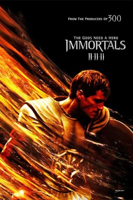 immortals 266x400 Super trailer: Mickey Rourke şi Henry Cavill în Immortals