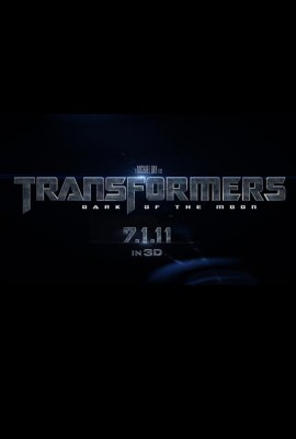 transformers dark 270x400 Transformers: Dark of the Moon (trailer)