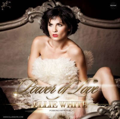Single nou: Ellie White - Power Of Love  www.vedetepenet.ro