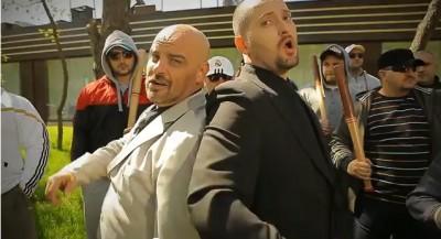 MarkOne1 feat. Cheloo - Crazy as Fuck (Videoclip) www.vedetepenet.ro