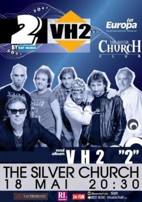 "VH2 lansează albumul ""2"" www.vedetepenet.ro"