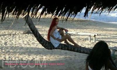 """anotherday 400x240 Poze la filmarea videoclipului Rihanna   """"Man Down"""""""