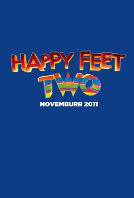 happy feet two 270x400 Elijah Wood şi Robin Williams dau voce personajelor din Happy Feet Two (teaser trailer)