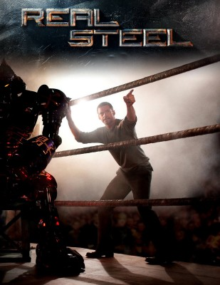 real steel poster 309x400 Trailer: Real Steel