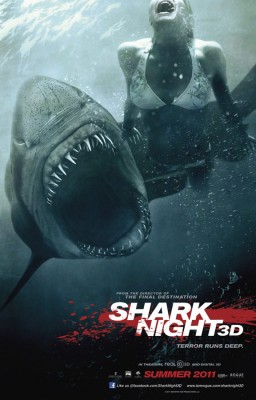 shark night 3d 256x400 Super trailer: Shark Night   3D