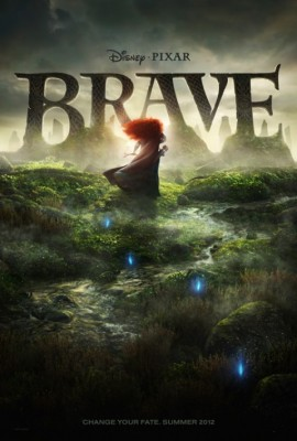 Brave Movie Poster Pixar 480x711 270x400 Super film: Brave (teaser trailer)