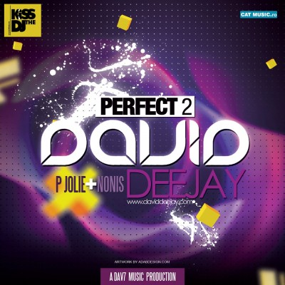David Deejay Perfect 2 ft P Jolie Nonis www.vedetepenet.ro  400x400 Single nou: David Deejay   Perfect 2 ft P Jolie & Nonis