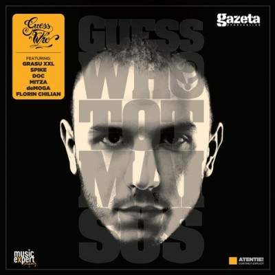 Guess Who Tot Mai Sus coperta album www.vedetepenet.ro  400x400 Guess Who feat. deMoga   Tot mai sus (Videoclip)