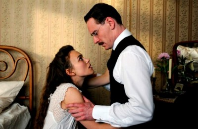a dangerous method movie photo 400x261 A Dangerous Method cu Keira Knightley (trailer)
