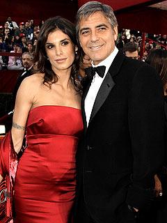 george clooney George Clooney şi Elisabetta Canalis s au despărţit (video)