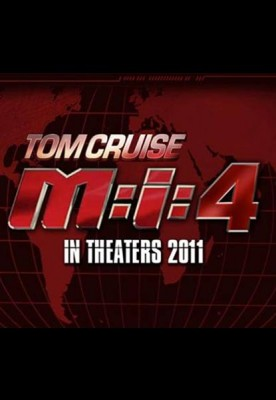mission impossible 4 poster 276x400 Mission Impossible   Ghost Protocol (trailer)