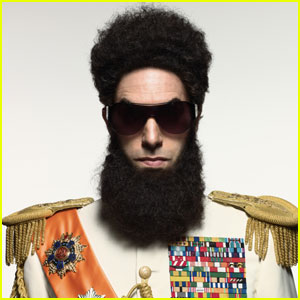 sacha baron cohen dictator Sacha Baron Cohen este Dictatorul (foto)
