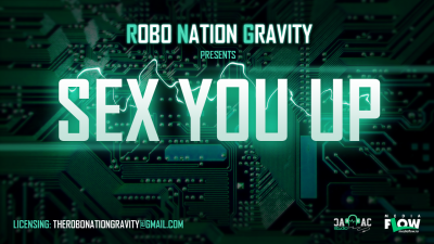 Lansare proiect nou: Robo Nation Gravity - Sex you up www.vedetepenet.ro
