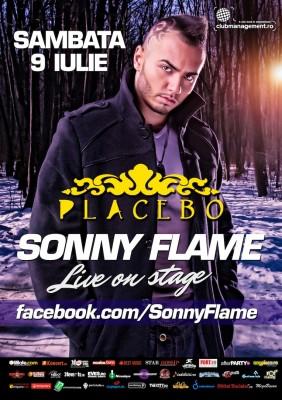 Concert Sonny Flame în club Placebo din Adjud www.vedetepenet.ro