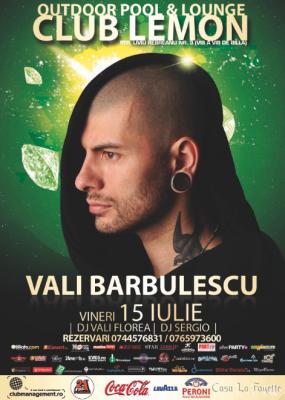 VALI BĂRBULESCU @ Club Lemon (Timişoara) www.vedetepenet.ro