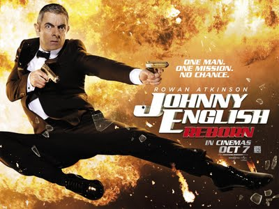 Johnny English Johnny English 2  Reborn cu Rowan Atkinson (trailer2)