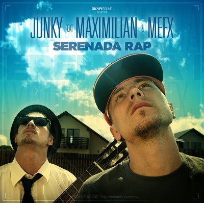 Junky ft Maximilian Mef X Serenada Rap www.vedetepenet.ro  400x398 Junky ft Maximilian & Mef X   Serenada Rap (Videoclip)