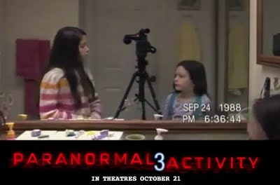 Paranormal Activity 3 Activitate Paranormală 3 (trailer)