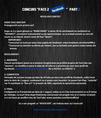 REVOLVER REGULAMENT www.vedetepenet.ro