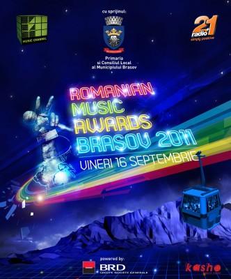 Puya prezintă Romanian Music Awards www.vedetepenet.ro