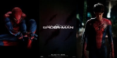 The Amazing Spider man poster The Amazing Spider Man (trailer)