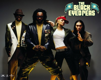 black eyed peas 400x320 The Black Eyed Peas se destramă